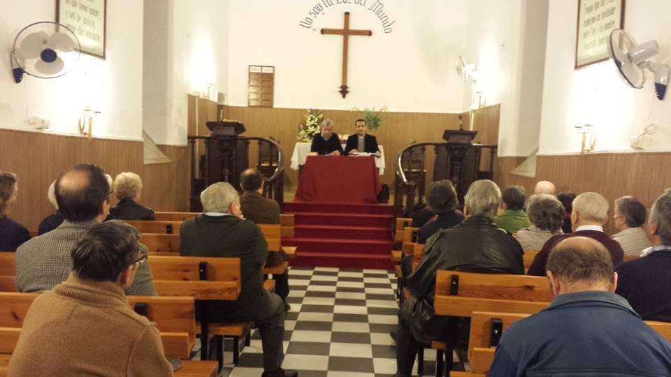 Resultado de imagen de Iglesia evangélica presbiteriana de España